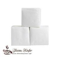 Салфетки бумажные, белые